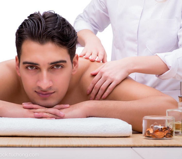 Body Massage in albarsha