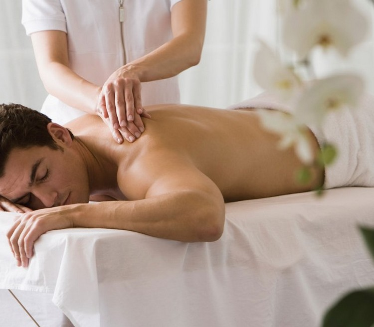 good massage in Hidden Secret