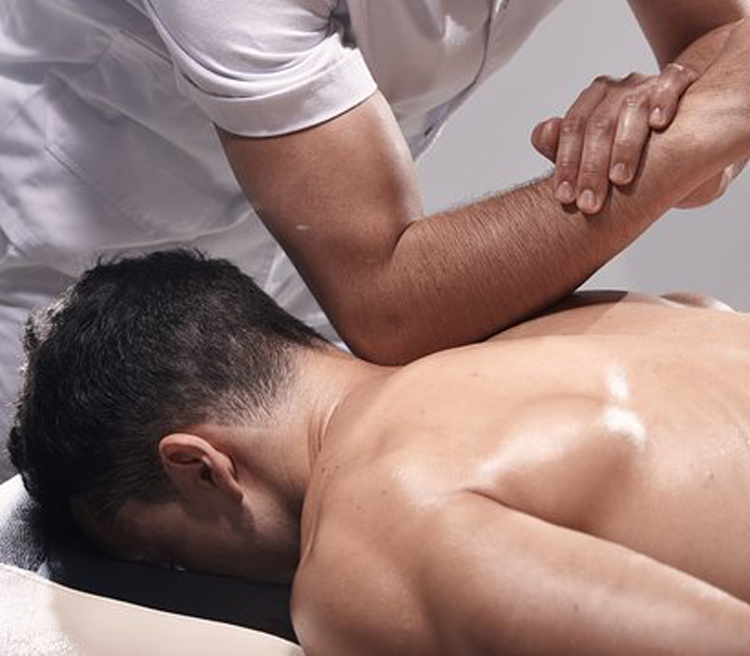 good massage near Mall of the Dubai